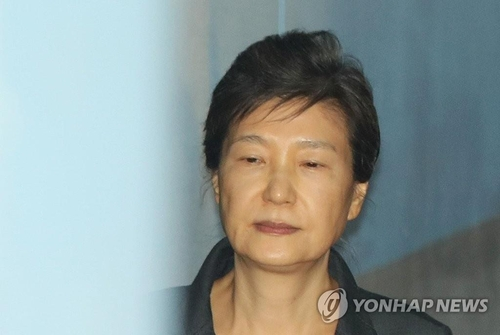 South Korea upholds 20-year sentence for former President Park Geun-hye