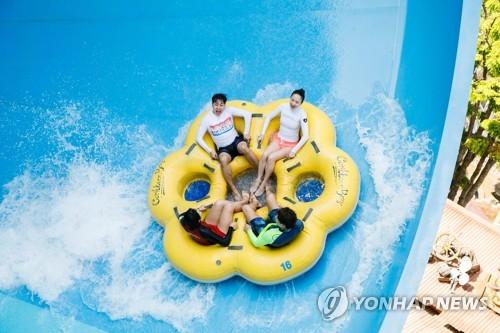 캐리비안 베이, 8월 18일까지 여름 축제 개최