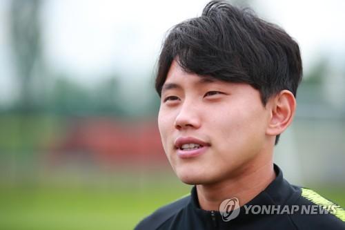 조영욱, U-20 월드컵에 임하는 각오