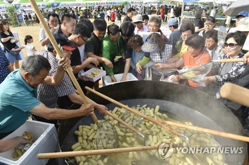 온라인에서 펼쳐지는 문막농협 옥수수·원주쌀 토토미 축제