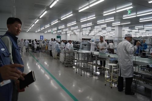 تقرير ميداني زيارة مصنعي سامسونغ وأل جي في مصر وكالة يونهاب للانباء