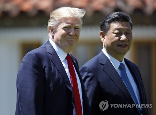 (News Focus) U.S.-China agreement on N. Korea pales in comparison to Trump's pre-summit tough talk - 1