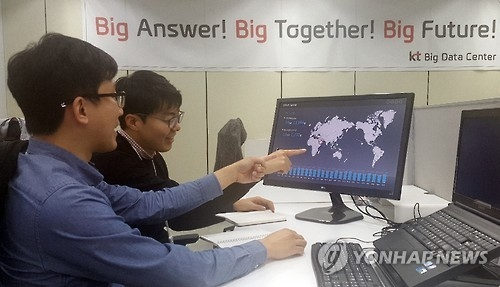 KT-led consortium to monitor infectious diseases using big data - 1