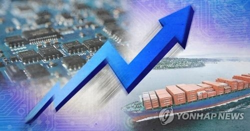 S. Korean economy on recovery track thanks to exports, consumption: gov't report - 1