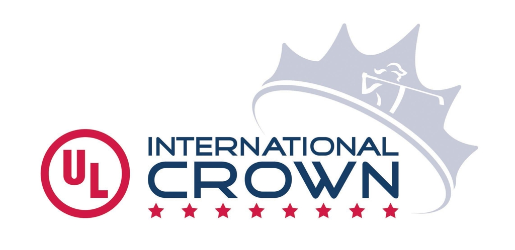 This image provided by the LPGA shows the logo of the UL International Crown, a biennial international team competition. (Yonhap)