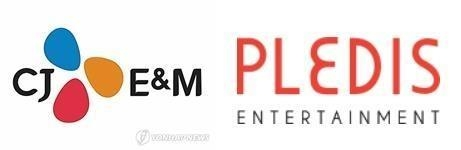 CJ E&M plans to buy 51 pct stake in Pledis Ent. - 1