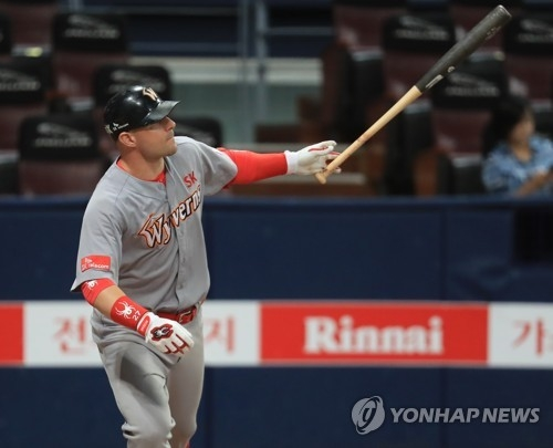 Baseballs leaving yard at record pace in S. Korea