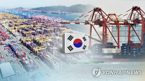 (2nd LD) S. Korean economy grows revised 0.6 pct on-quarter in Q2: BOK - 1