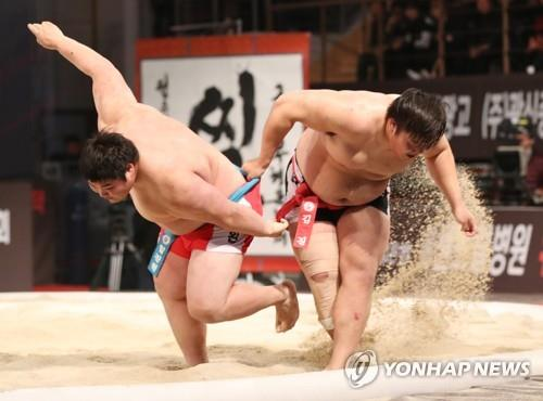 (2nd LD) Two Koreas jointly list traditional wrestling as UNESCO heritage