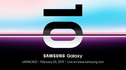 Sasmung to unveil Galaxy S10 in San Francisco next month