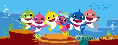 S. Korean children's song 'Baby Shark' stays on Billboard's Hot 100 for 3rd week