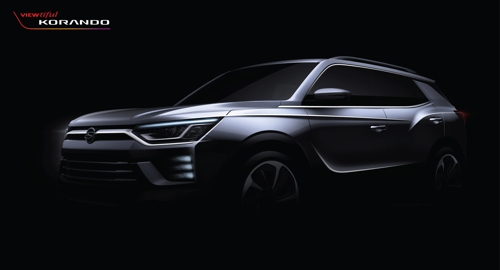 SsangYong Motor to launch new SUV in March