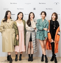 Red Velvet showcases collaboration with Korean fashion brands in New York