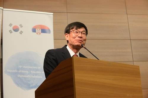 S. Korea's antitrust chief calls conglomerates precious assets of economy