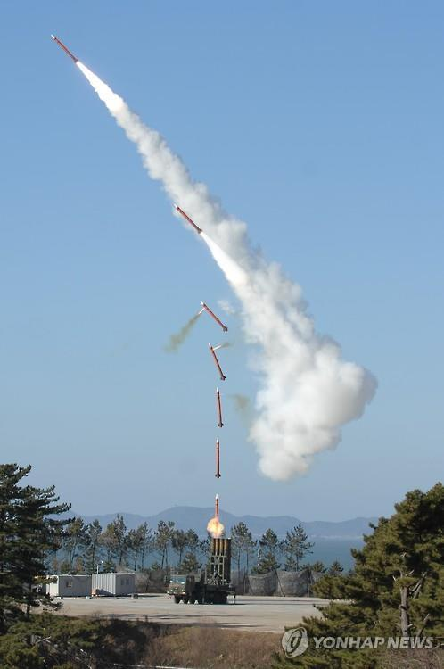 Cheongung medium-range surface-to-air missile
