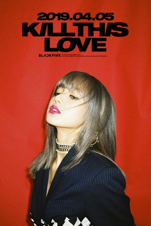 "BLACKPINK to drop new album, ""Kill This Love,"" next month"