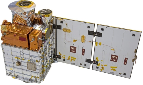 Next-generation small satellite starts operations