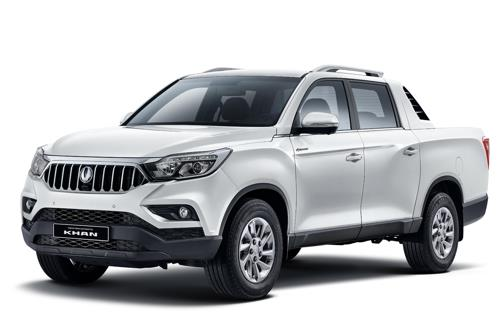 SsangYong Motor's April sales rise 12 pct on SUV demand