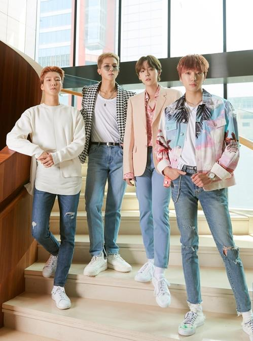 New single 'Ah Yeah' embodies everything about band WINNER