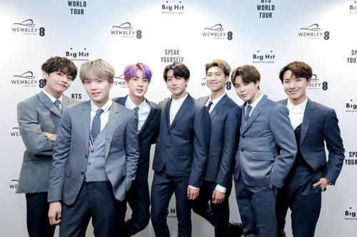 BTS ready to make history with landmark Wembley concerts