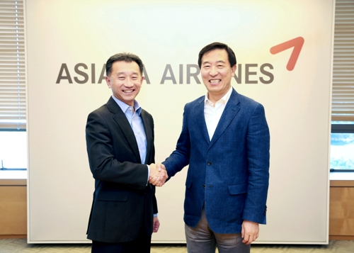Ownership change will not affect Asiana's quality: airline alliance chief