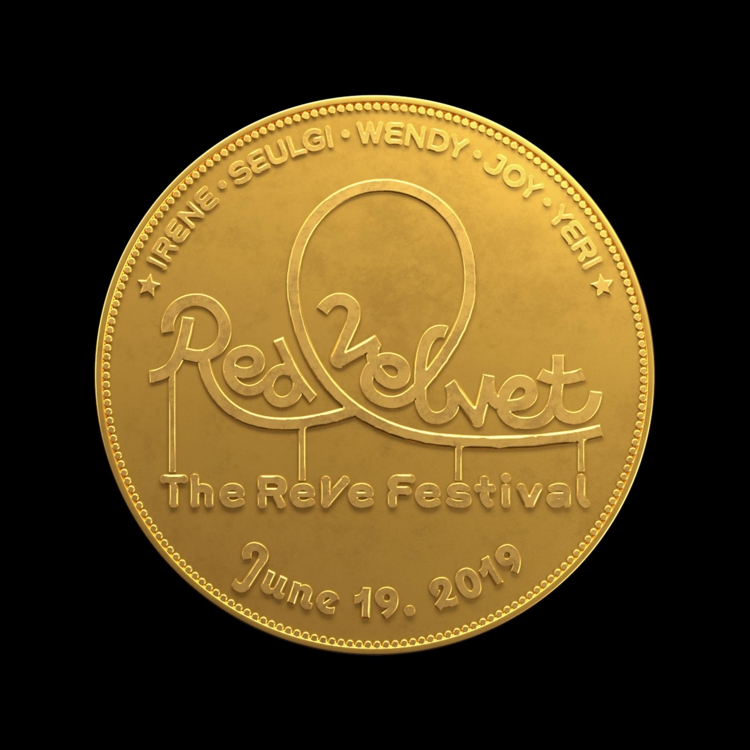 "This promotional image of Red Velvet's new album ""The ReVe Festival' Day 1"" is provided by SM Entertainment. (PHOTO NOT FOR SALE) (Yonhap)"