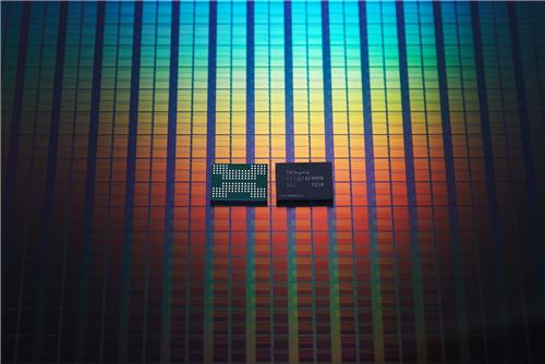 SK hynix mass-produces world's highest-stacking 4D NAND flash chip - 1