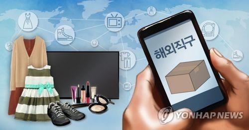 S. Koreans' overseas direct purchases up 20 pct in first half - 1
