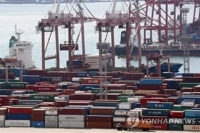 S. Korea's exports set to dip for 10th month in Sept.