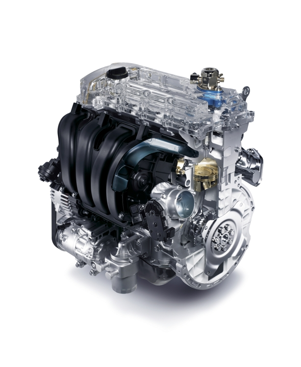 This file photo provided by Hyundai Motor Group shows a Theta 2 GDi engine. (PHOTO NOT FOR SALE)(Yonhap)