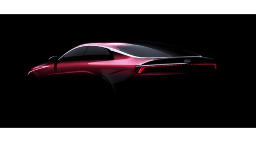 Kia unveils renderings of all-new K5 sedan