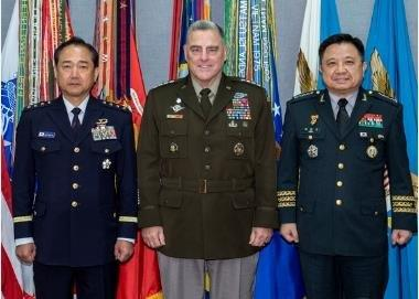 Military chiefs of S. Korea, U.S., Japan agree to boost multilateral cooperation