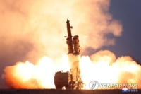 Shorter firing interval indicates N.K.'s super-large rocket launcher almost ready for operation: experts
