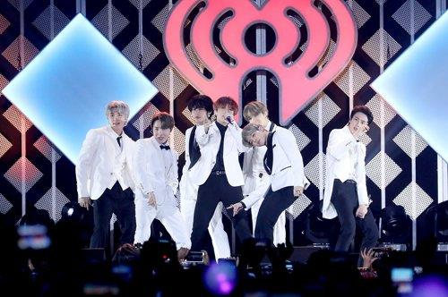 BTS to perform at most-watched American New Year's Eve concert