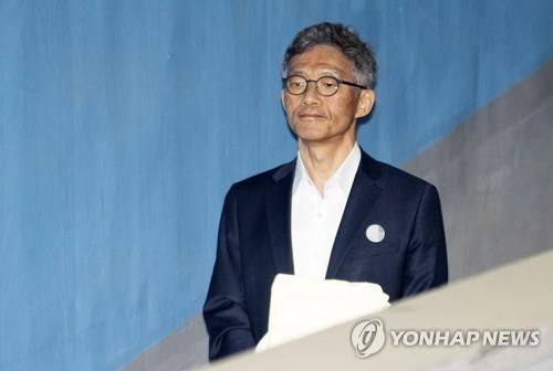 A file photo of former senior prosecutor Ahn Tae-geun (Yonhap)