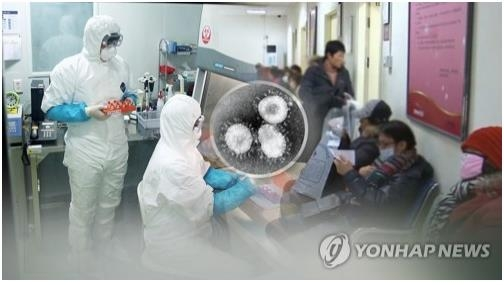 S. Korea heightens readiness against spread of China coronavirus in Asia - 1