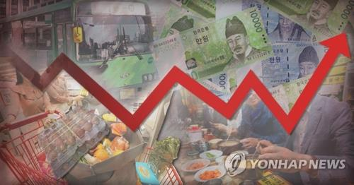 Korea's inflation dips 0.3 pct in May, first fall in 8 months - 1