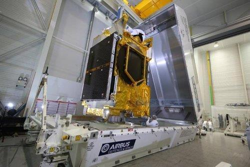 S. Korea's first military satellite launch delayed due to inspection