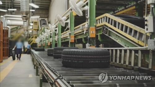 (LEAD) U.S. trade panel votes to continue probe into tire imports from S. Korea, others - 1