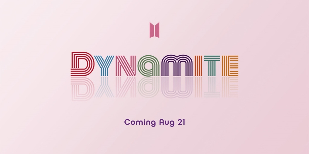 "A teaser image for K-pop group BTS' upcoming single album ""Dynamite"" shared on the band's social media on Aug. 3, 2020. (PHOTO NOT FOR SALE) (Yonhap)"