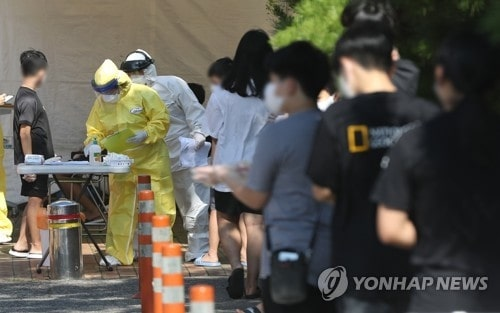 Virus numbers reach 5-month high at 166, tougher measures in greater Seoul area considered