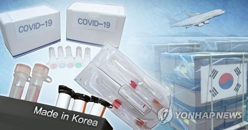 S. Korea's exports of virus test kits rebound in August - 1