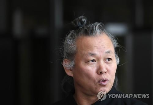 This file photo taken on June 12, 2018, shows late director Kim Ki-duk. (Yonhap)