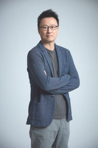 This photo provided by Walt Disney Company Korea shows animator Kim Jae-hyung of Pixar Animations Studios. (PHOTO NOT FOR SALE) (Yonhap)
