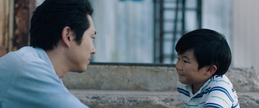 "This image provided by A24 shows a scene from ""Minari."" (PHOTO NOT FOR SALE) (Yonhap)"