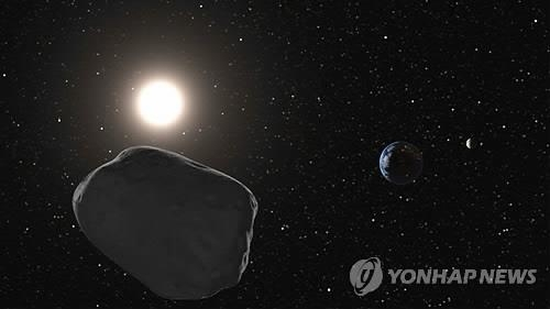 "NASA ""소행성, 이달 31일 밤 11시14분 지구에 초근접"" | 연합뉴스"