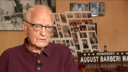 107번째 생일 맞은 미국 시카고 주민 어기 바버리