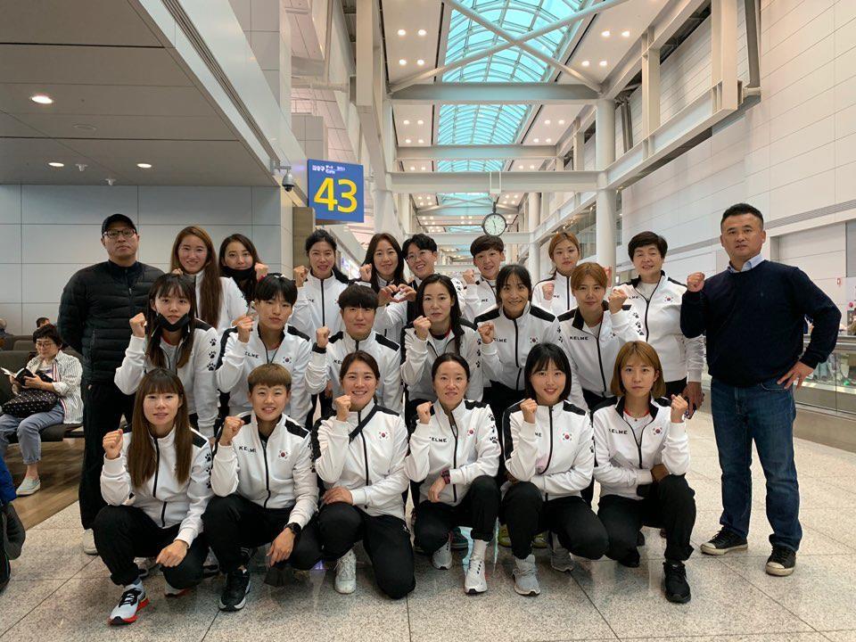한국 여자하키, 스페인 원정 2연전서 9회 연속 올림픽행 도전 | 연합뉴스