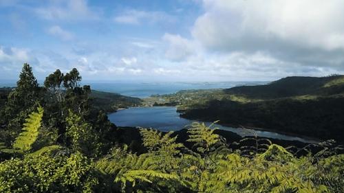 뉴질랜드 아라타키 전망대