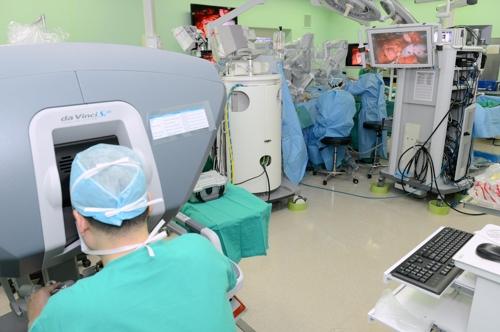 세브란스, 로봇수술로 신장이식 성공